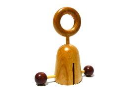 【ラッピング無料!】【ポスト投函】WOODYPUDDY ウッドブロック(ナチュラル)♪ 木のおもちゃ G03-1071 木製のやさしいおもちゃ♪知育玩具・知育楽器です♪ ウッディーサウンズ【楽ギフ_包装選択】【楽ギフ_のし宛書】【RCP】