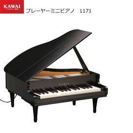 KAWAI プレーヤーミニピアノ 1171 32鍵盤 トイピアノ/ミニピアノ 自動演奏機能付 楽器玩具 知育玩具 おもちゃ カワイ 河合楽器製作所【smtb-KD】【RCP】