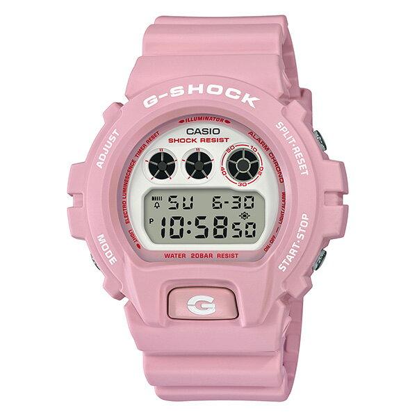 CASIO カシオ G-SHOCK ジーショック SPECIAL COLOR スペシャルカラー メンズ ピンク DW-6900TCB-4JR 腕時計