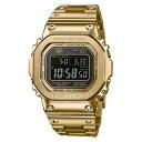 CASIO カシオ G-SHOCK ジーショック ORIGIN オリジン フルメタル ゴールド メンズ GMW-B5000GD-9JF 腕時計
