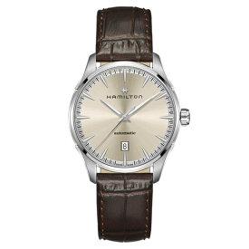 【4,000円OFFクーポン】【無金利ローン可】【ノベルティプレゼント】HAMILTON ハミルトン JAZZ MASTER Auto ジャズマスター オート H32475520 腕時計