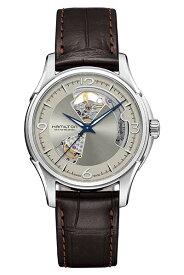 【ノベルティプレゼント】HAMILTON ハミルトン JAZZMASTER ジャズマスター OPEN HEART AUTO オープンハート オート メンズ H32565521 腕時計