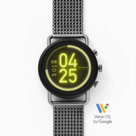 SKAGEN スカーゲン Smartwatch Falster 3 ファルスター3 ガンメタルゲージメッシュ スマートウォッチHR メンズ SKT5200 腕時計