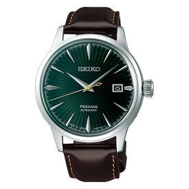 【メーカー取り寄せ】SEIKO PRESAGE セイコー プレザージュ Basic Line ベーシックライン SARY133 腕時計