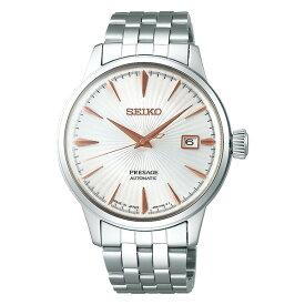 【メーカー取り寄せ】SEIKO PRESAGE セイコー プレザージュ Basic Line ベーシックライン SARY137 腕時計