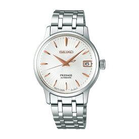 【メーカー取り寄せ】SEIKO PRESAGE セイコー プレザージュ Basic Line ベーシックライン レディース SRRY025 腕時計
