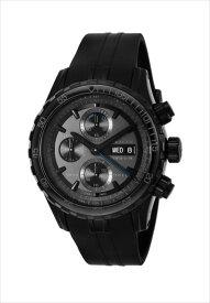 【ノベルティプレゼント】 EDOX(エドックス) グランドオーシャン メンズ クロノグラフ デイデイト表示 ブラック 01123-37N3-NIG3 腕時計