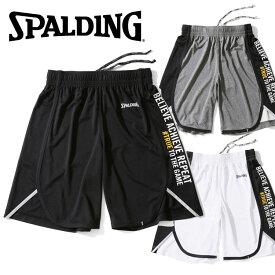 スポルディング BASKETBALL バスケットボールパンツ リピート SMP200140 メンズ ユニセックス