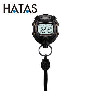 ハタ HATAS カシオ ストップウォッチ HS-80TW-1JH HS80TW1JH