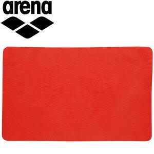 アリーナ 水泳 セームタオル L FAR-4931-RED