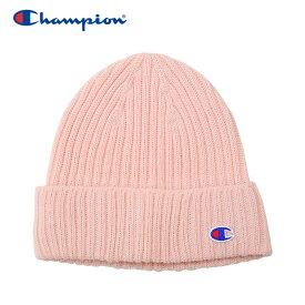 【メール便対応】チャンピオン ニット帽 ビーニー レディース CW-QS705C-956 19FW