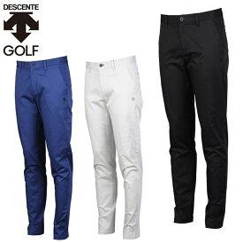 【あす楽対応】デサントゴルフ ゴルフウェア MOTION3D コットンバーバリーストレッチ ロングパンツ メンズ DGMPJD10