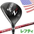 【並行輸入品】スリクソンZ355フェアウェイウッドレフティMiyazakiJINSOKUシャフトUSモデル日本未発売