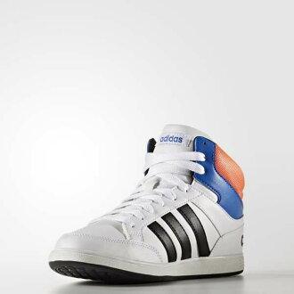 ○17SS adidas(阿迪达斯)NEOHOOPS MID K B74656-B74656人鞋