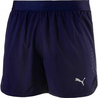 ○17SS PUMA (Puma) training short pants men PWRCOOL Speed 5 Short 515,964-01