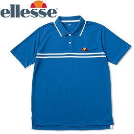 【メール便対応】エレッセ テニス ポロシャツ メンズ レディース ETS06300-HB
