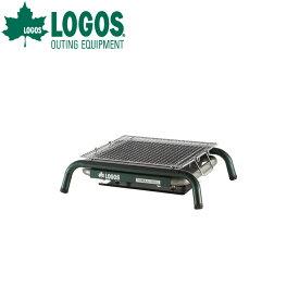 LOGOS ロゴス エコセラ・テーブルチューブラルS 卓上グリル 81063940
