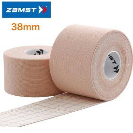ザムスト KT テーピング38mm×5.0m・2巻入 ZAMST