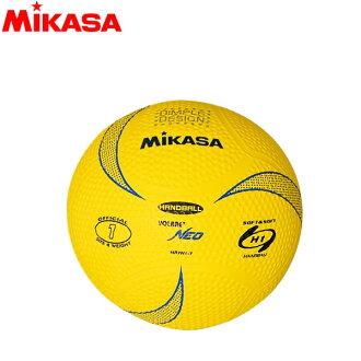 购物马拉松点数最大的35倍的(8/5(星期六)20:00~)○MIKASA MIKASA软件手球1号轻量140g HRVN1-Y小学