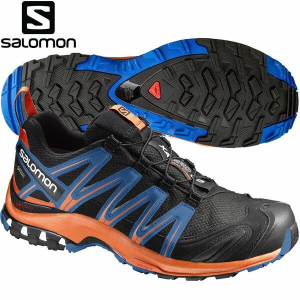サロモン アウトドアシューズ メンズ ハイキング ウォーキング 旅行 XA PRO 3D GTX L39331700 Salomon 17SS