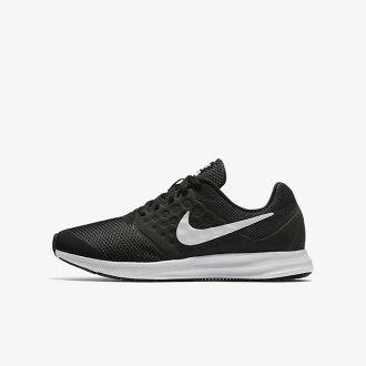 ○17SU NIKE (Nike) Nike downshifter 7 GS 869969001 youth shoes