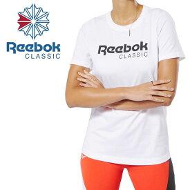 【在庫処分】【メール便対応】【あす楽対応】リーボック クラシック CL リーボック Tシャツ DT7225 レディース