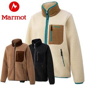マーモット W's Sheep Fleece Jacket ウィメンズシープフリースジャケット レディース TOWQJL40
