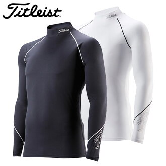 Shopping marathon point up to 35 times (8/5( soil) 20:00 ...) Titleist golf wear men high neck long sleeves inner TSMU1597 << returned goods, exchange impossibility >>
