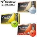 【あす楽対応】ツアーステージゴルフボールエクストラディスタンス1ダース(12球入り)EXTRADISTANCE