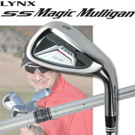 【あす楽対応】【マーク金井氏 設計・監修】 リンクス ゴルフ ウェッジ SS マジックマリガン LYNXオリジナルスチール Lynx Golf