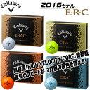 【あす楽対応】キャロウェイ ERC ゴルフボール 1ダース(12P) 2016モデル callaway イーアールシー 4ダース以上送料…