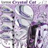 Shopping marathon point up to 35 times (8/5( soil) 20:00 ~)◇ Lynx crystal cat ef2 Lady's club starter set ◆ Lady's ◆ seven + caddie bag