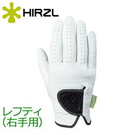 【5点までメール便送料無料】【雨や汗でも滑らない】 ハーツェル ゴルフグローブ HIRZL SOFFFT PURE 左利き(右手用)