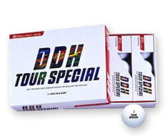 Shopping marathon point up to 35 times (8/5( soil) 20:00 ...) Dunlop golf ball DDH tour special one dozen 12P DDH TOUR SPECIAL