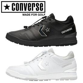【あす楽対応】コンバース ゴルフ スターテック GF SPLC ゴルフシューズ メンズ レディース ユニセックス スパイクレス シューレース 2021モデル