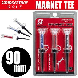 Shopping marathon point up to 35 times (8/5( soil) 20:00 ...) Bridgestone golf magnet tea GAGMTL long tea 90mm BRIDGESTONE GOLF