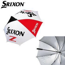スリクソンゴルフUVカットアンブレラ傘GGP-S004ツアープロ使用モデルSRIXON