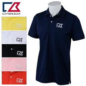 カッター&バック 半袖ポロシャツ メンズ 春夏 ゴルフウェア CBT1502
