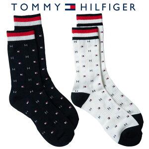 【メール便送料無料】トミーヒルフィガー ゴルフ アンクレットソックス メンズ THMB1F3F