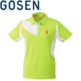【メール便対応】ゴーセン ゲームシャツ レディース T1405-42