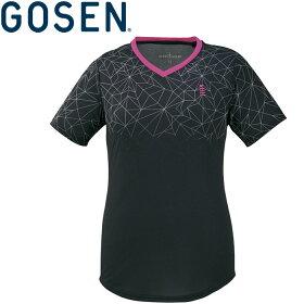 ゴーセンゲームシャツレディースGOS-T1903-39
