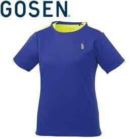 【メール便対応】ゴーセン ゲームシャツ レディース T1719-75