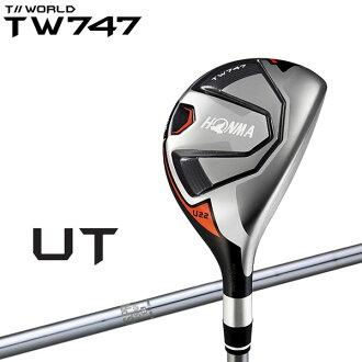 Honma golf TW747 utility N.S.PRO950GH steel 2019 model