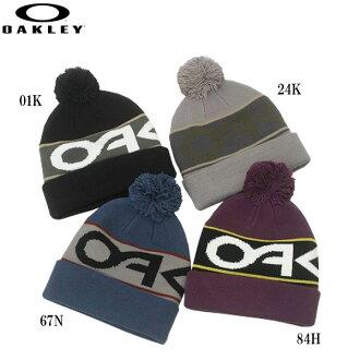 Shopping marathon point up to 35 times (8/5( soil) 20:00 ...) Oakley golf wear men beanie 911432 OAKLEY fall and winter