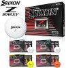 購物馬拉松點數最大的35倍的(8/5(星期六)20:00~)surikuson NEW Z-STAR XV高爾夫球1打(12P)SRIXON 2017型號日本正規的物品