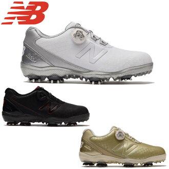 購物馬拉松點數最大的35倍的(8/5(星期六)20:00~)日本正規的物品新平衡女士高爾夫球鞋WG1000 new balance 2017型號