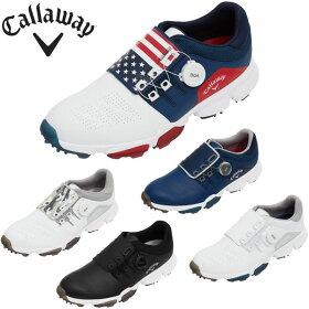 キャロウェイハイパーシェブボアメンズゴルフシューズHYPERCHEVBOA182018年モデル