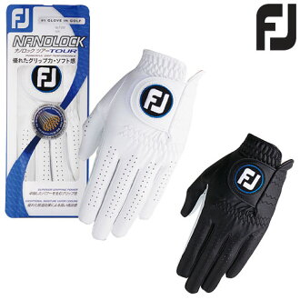 ◇Foot Joey nano lock tour glove right-handed person (for the left hand) NANOLOCK TOUR FGNT17 2017 model FOOTJOY