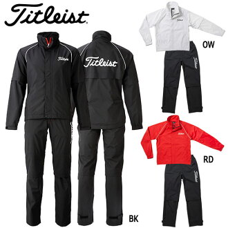 Shopping marathon point up to 35 times (8/5( soil) 20:00 ...) Titleist rainsuit TSMR1592 continuation model