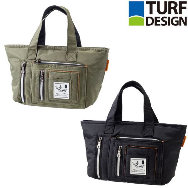 ターフデザイン ミニトートバッグ TDMT-1772 TURF DESIGN